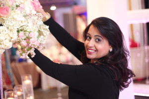 Mandy at the 2014 Suhaag Show